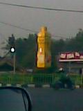 patung minyak goreng SUNCO
