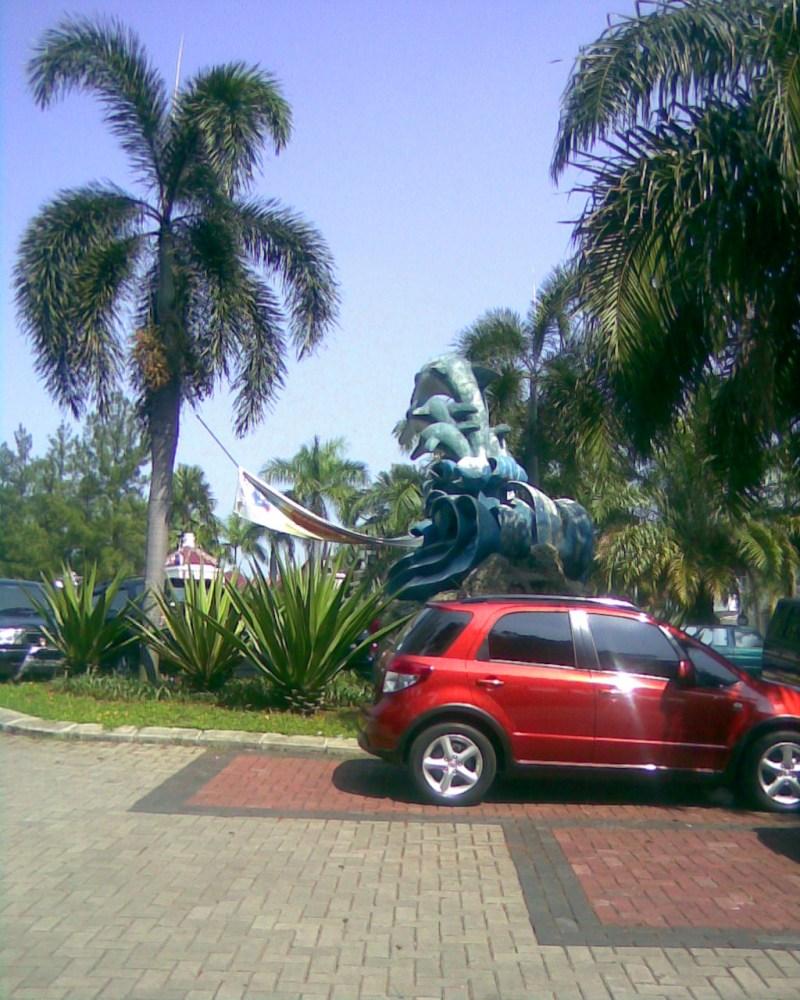 halaman parkir