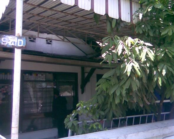 rumah aki dudih (alm)