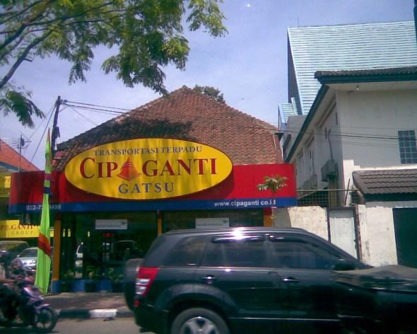 kantor cipaganti